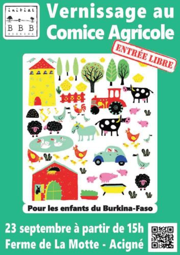 Affiche IBBB 2017 Comice agricole